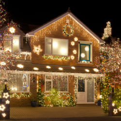 Christmas light installers chicago