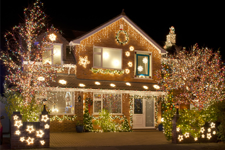 Christmas Decorators For Hire Bensenville Il | Professional Christmas Light Installation Company