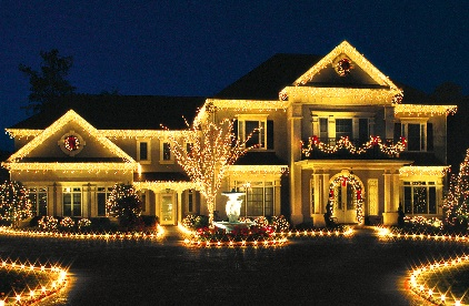 holiday light installers chicago - Professional Outdoor Christmas Decorations