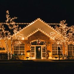 outdoor christmas lighting companies oswego il professional christmas light installation company