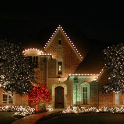 holiday lighting installation services